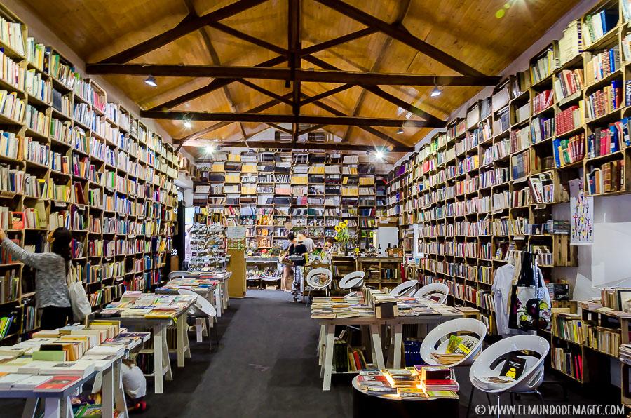 Qué ver en Óbidos - Librería