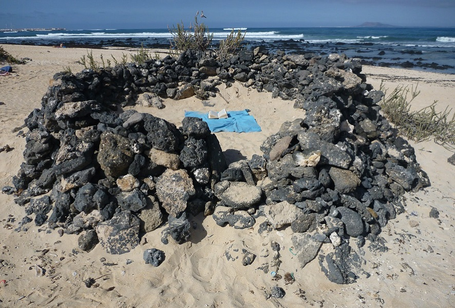 mejores playas de Fuerteventura - corralito