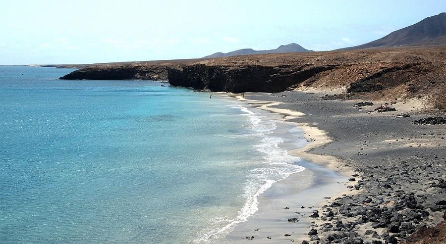 mejores playas de Fuerteventura - playa de Juan Gómez