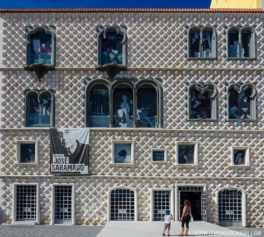 Lisboa en dos días - Fundación José Saramago