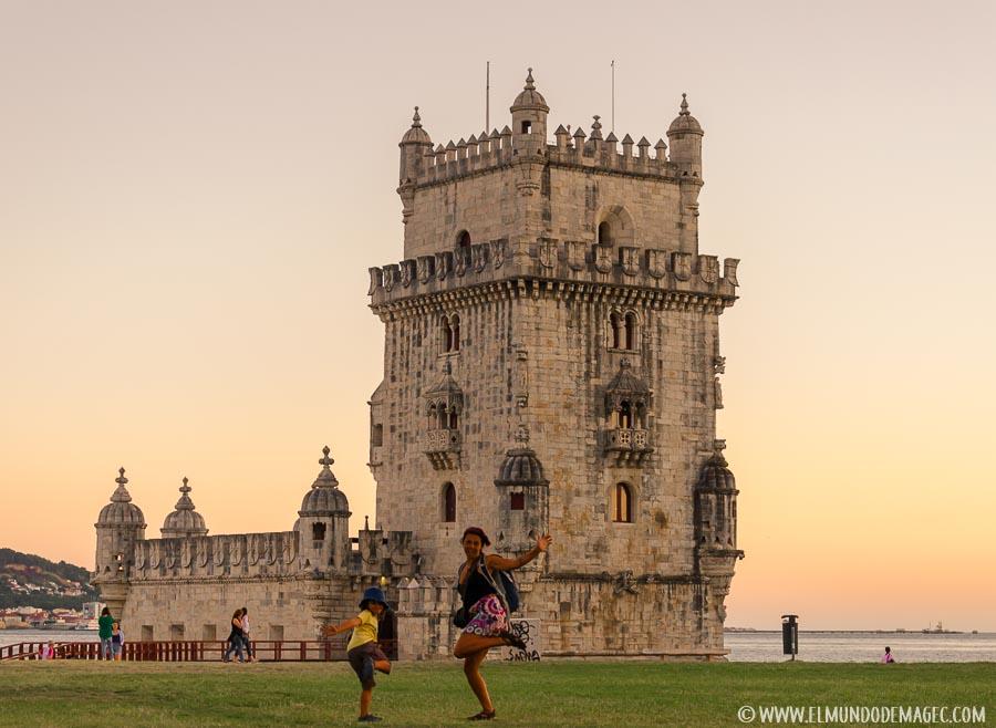 lisboa en dos días - Torre de Belém