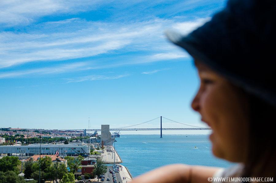 Lisboa en dos días - Miradores Belém