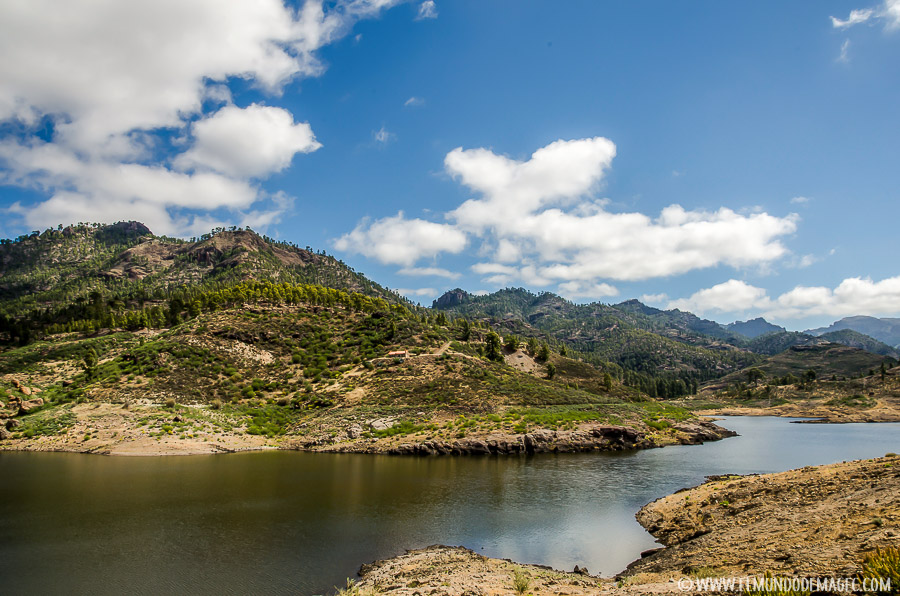 Senderismo en Gran Canaria - Presa de las Niñas