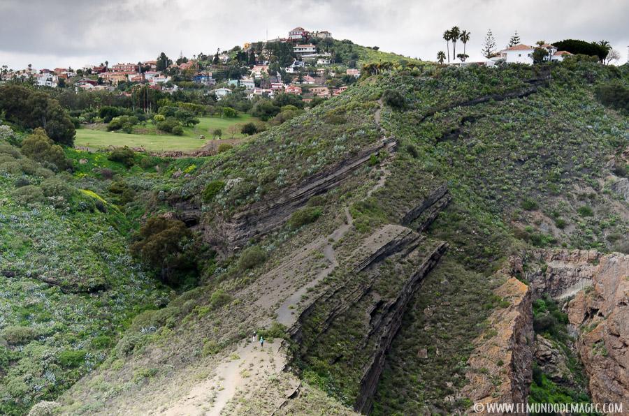 Senderismo en Gran Canaria - Cresteando