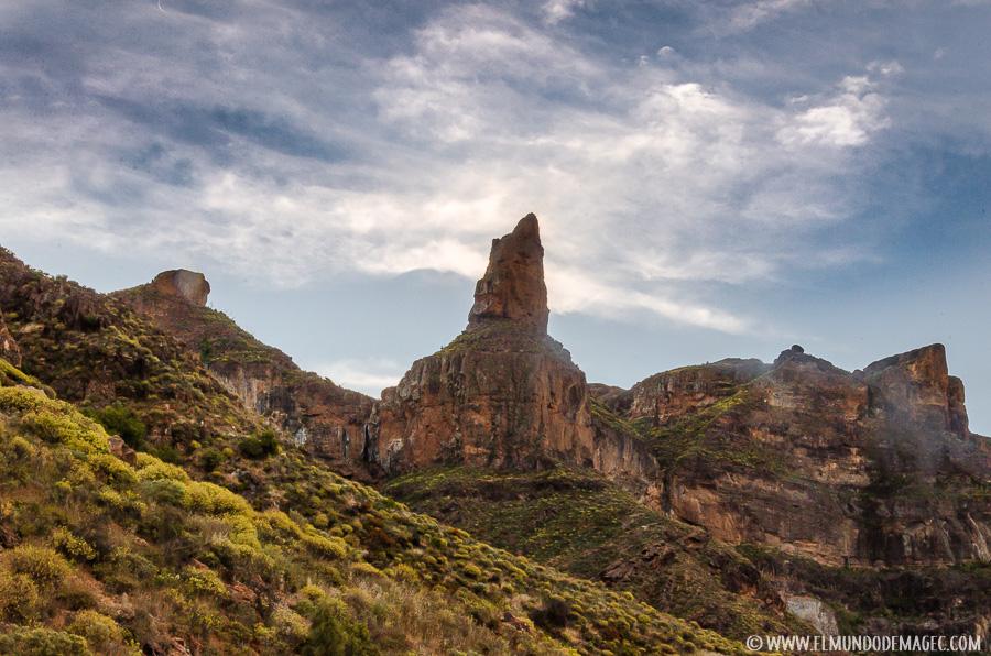 Senderismo en Gran Canaria - Roque Palmés
