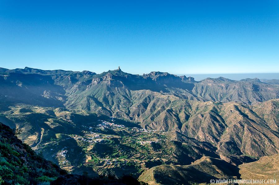 Senderismo en Gran Canaria - Caldera de Tejeda
