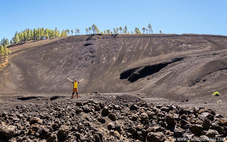 Senderismo en Gran Canaria - Montañon Negro