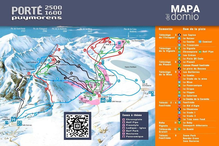Esquiar con niños en La Cerdanya