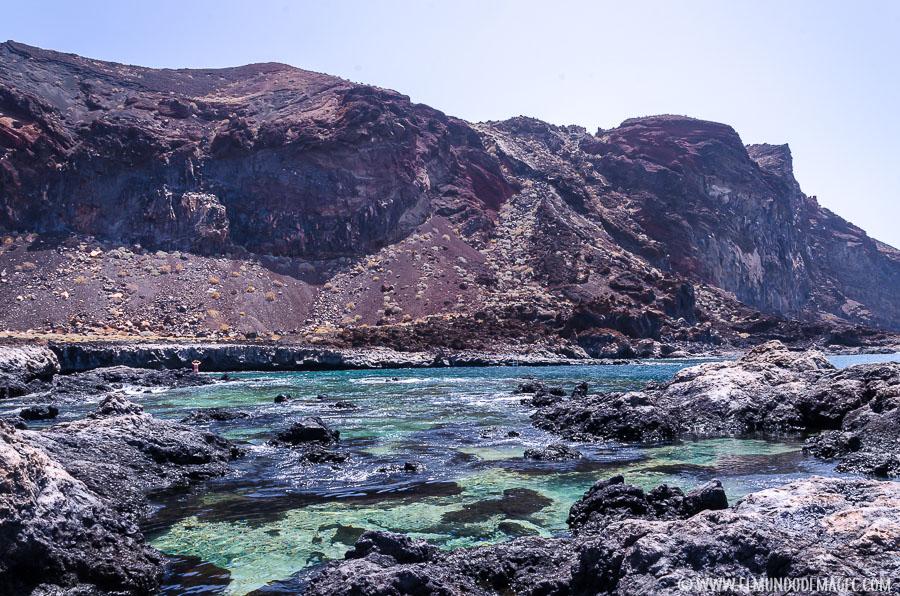 Piscinas naturales de El Hierro - Tacoron