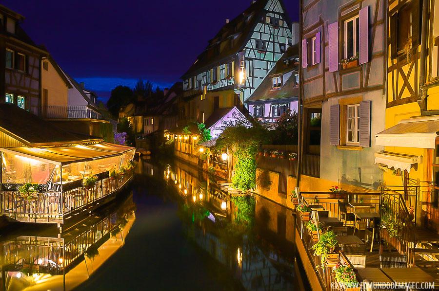 Mercados navideños de Alsacia