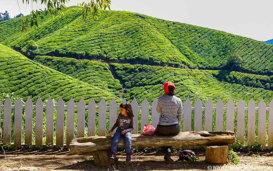 Visitado Malasia durante un viaje de dos meses