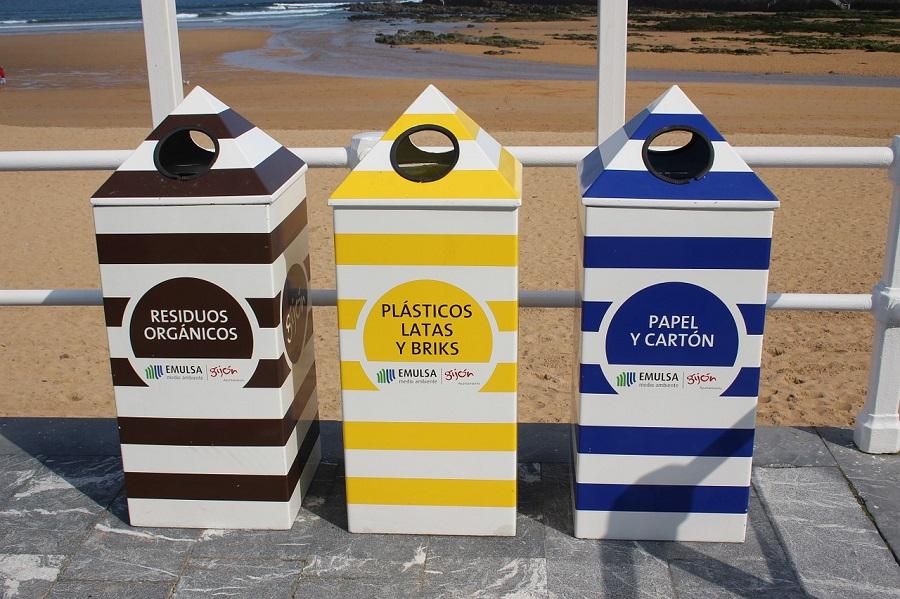 Gijón turismo sostenible - viajar sin plástico