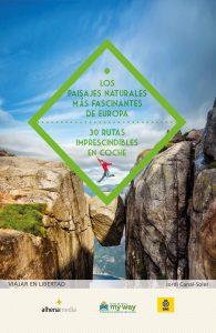 rutas naturaleza por europa - libros de regalos familis viajeras