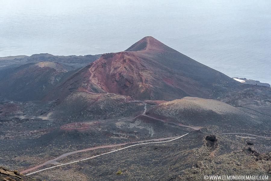 Senderismo en La Palma con niños - Teneguía