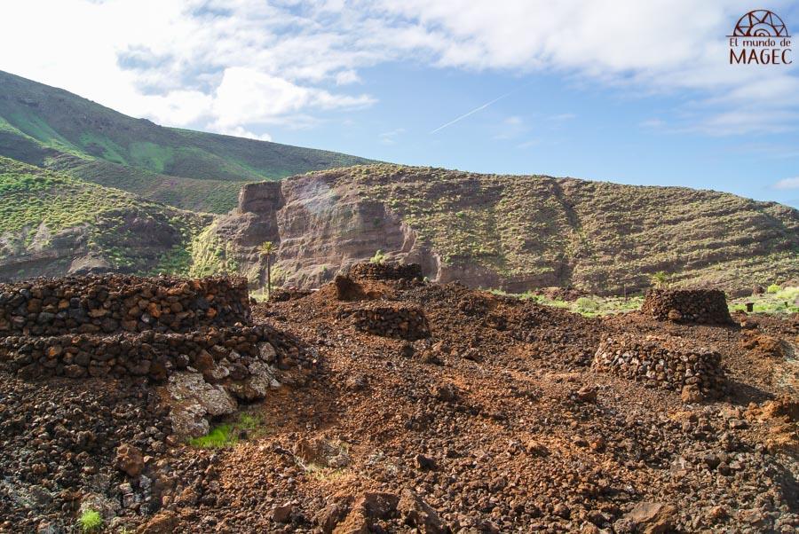 Yacimientos arqueológicos de Gran Canaria - Necrópolis del Maipés