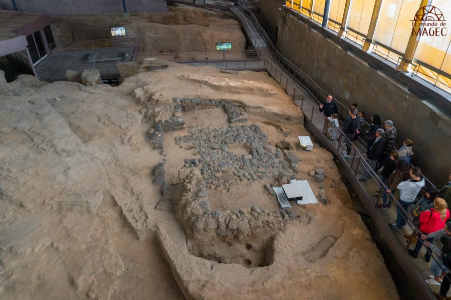 Yacimientos arqueológicos de Gran Canaria - Cueva Pintada