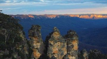 Blue Mountains: Las Montañas Azules a las afueras de Sídney