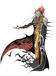 Castlevania Judgment - Dracula