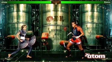Hillary Clinton vs. Mitt Romney