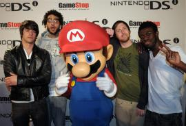 Nintendo DSi Midnight Launch Event at Universal CityWalk - 2