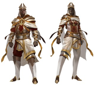 WhiteMantleCostumeConcept