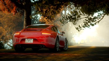 NFS The Run - Porsche 911 Carrera S - Rear Beauty Shot 2 NOWM