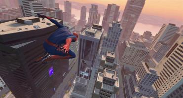 ASM Spidey Jumping Down (Large)