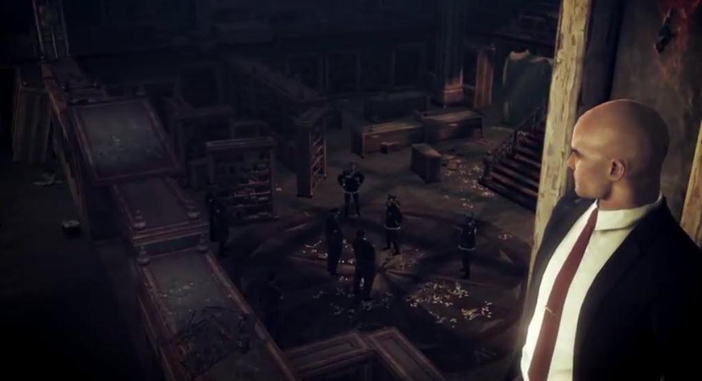 Square Enix Io Interactive Hitman Absolution Gameplay 1