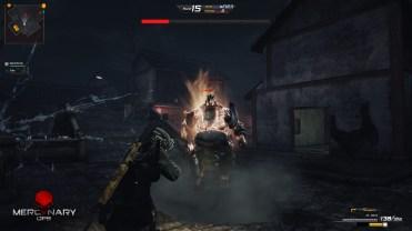 Survival Boss Fight