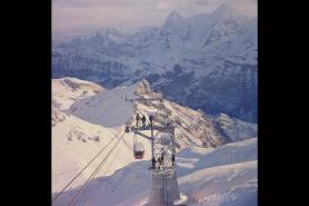 On Her Majesty's Secret Service - Alps (Large)