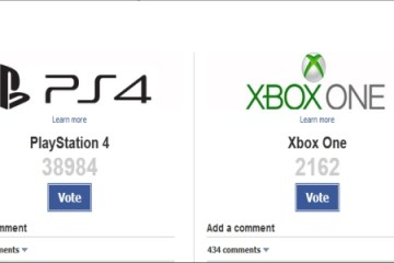 Amazon suspends PS4 vs Xbox One poll