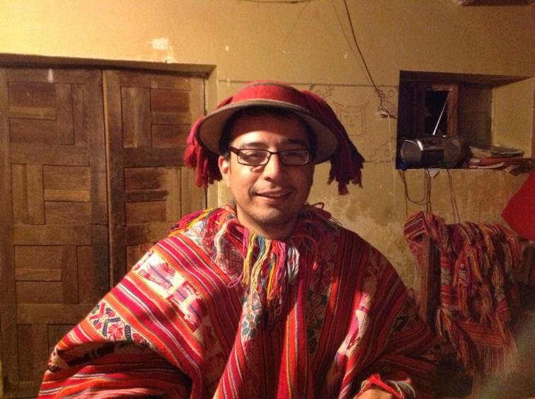 In Patacancha, Peru