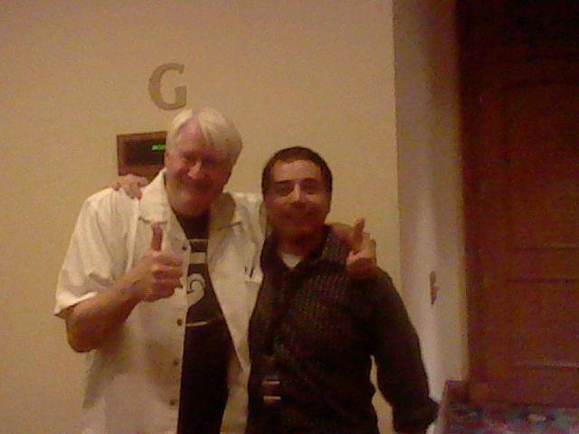 It's-a me with Charles Martinet, the voice of Mario