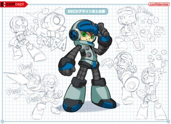 """""""Mighty No. 9"""" - Beck"""