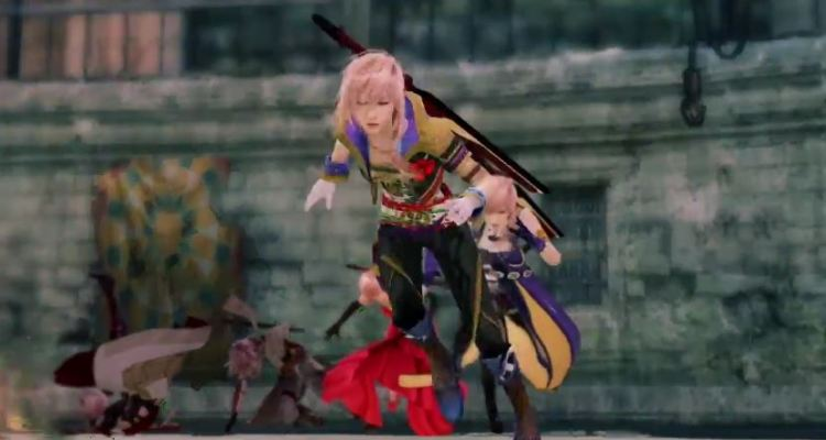 Lightning Returns: Final Fantasy XIII – Special Effects Trailer