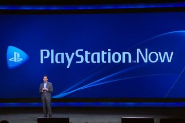 Sony @ CES 2014: PlayStation Now