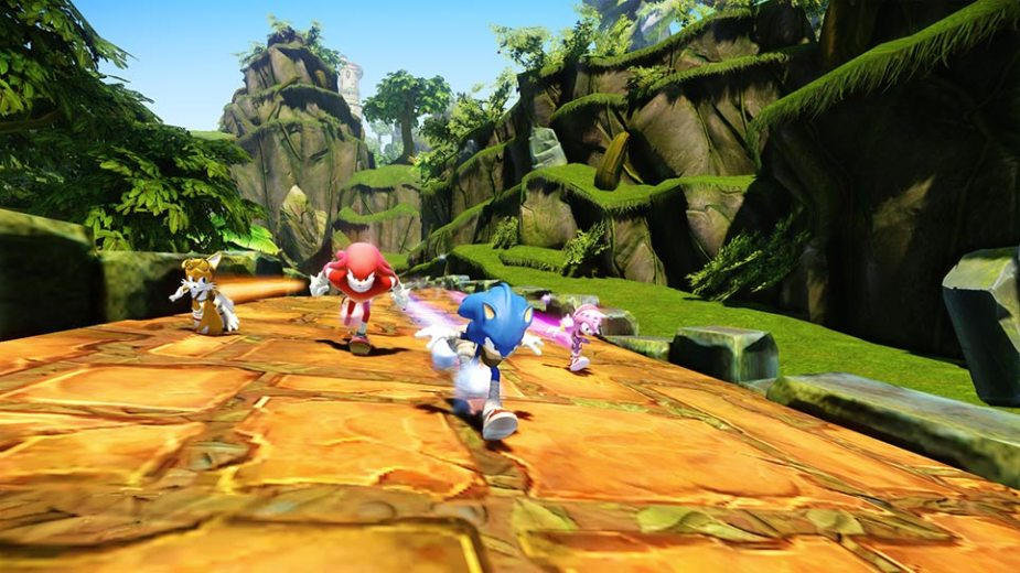 Sonic Boom - Road