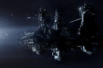 """Alien: Isolation"": Sevastopol"