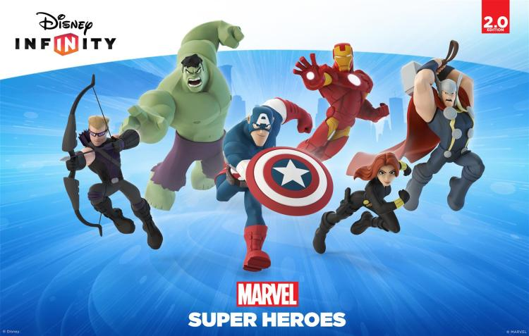 """Disney Infinity: Marvel Super Heroes"""