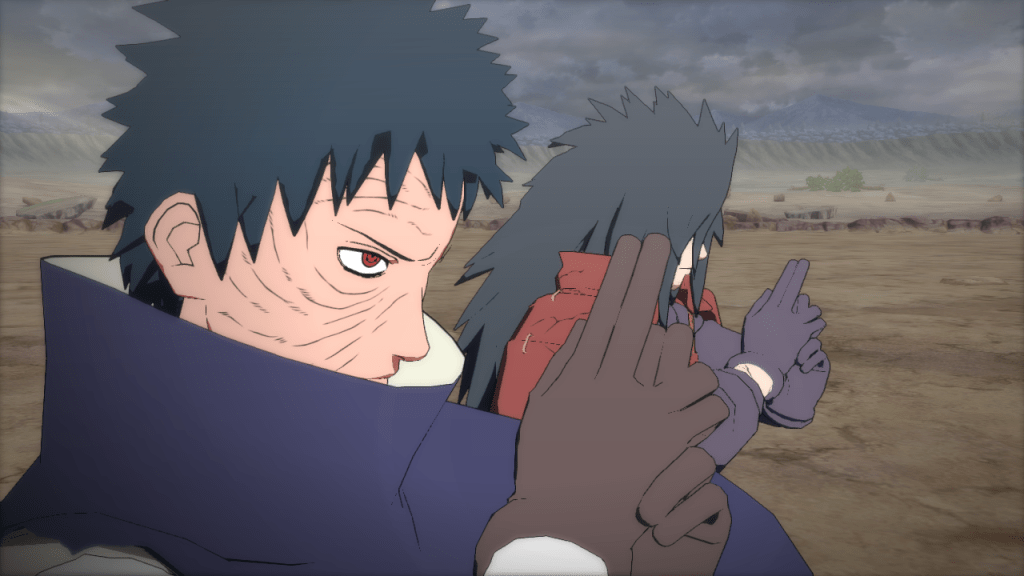 Combo Ultimate Jutsu - Obito & Madara - 08