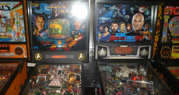 Star Trek - Pinball Machines
