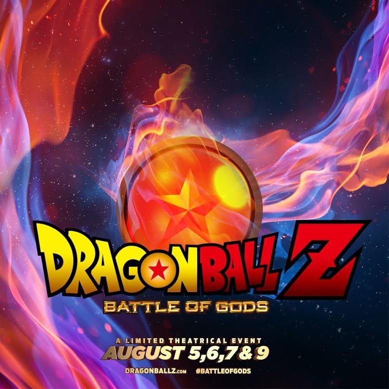 DBZ: Battle of Gods