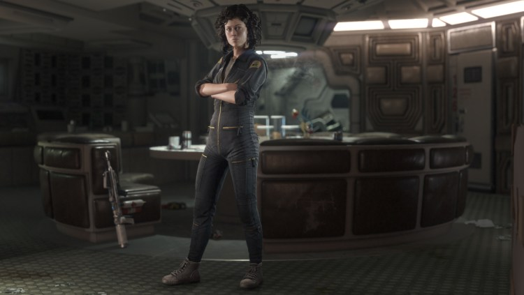 Alien: Isolation - Last Survivor - Ripley