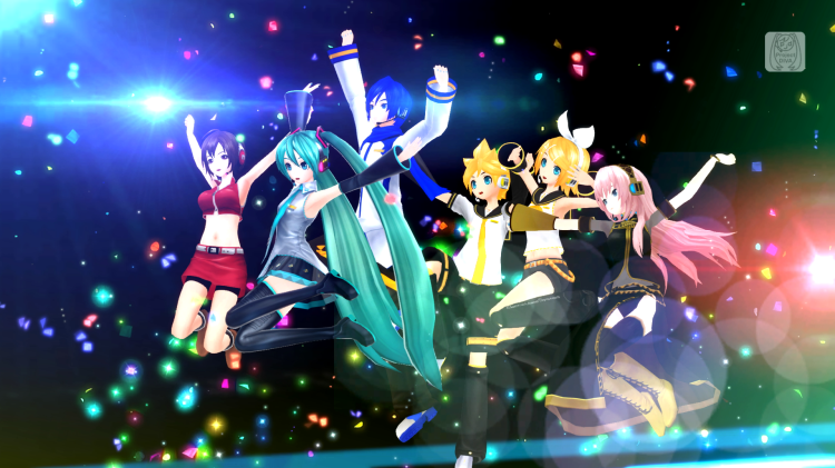 """Hatsune Miku: Project Diva F 2nd"""