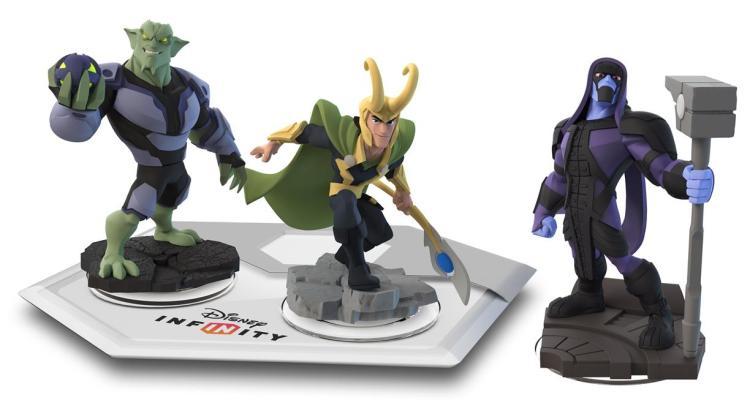 Green Goblin, Loki & Ronan