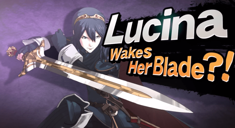 Super Smash Bros. Brawl 4: Lucina