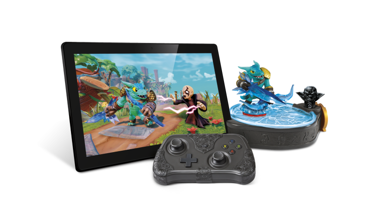 Skylanders Trap Team - Tablet and Portal