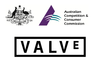 La Comisión del Consumidor de Australia y Valve
