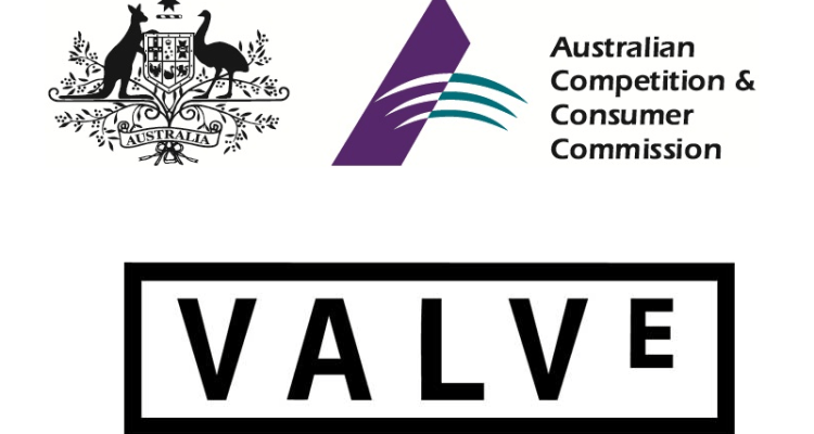 Australian Competition and Consumer Commission (ACCC) & Valve