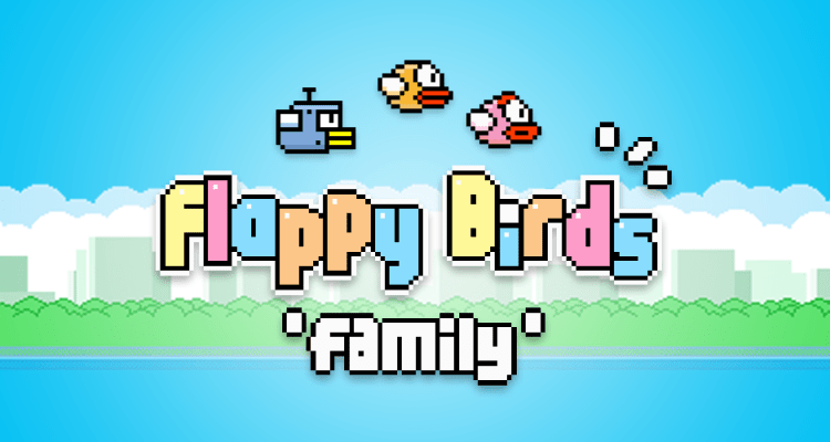 Flappy Bird Family